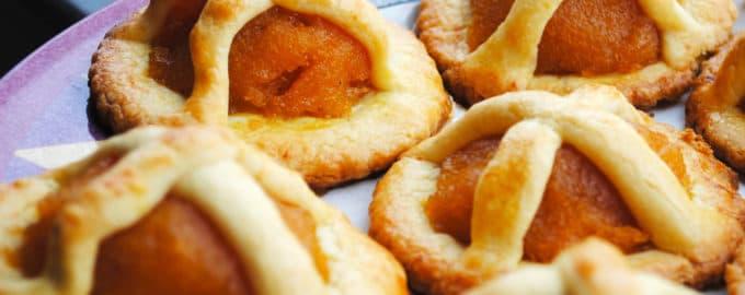 Печенье-анананасовое